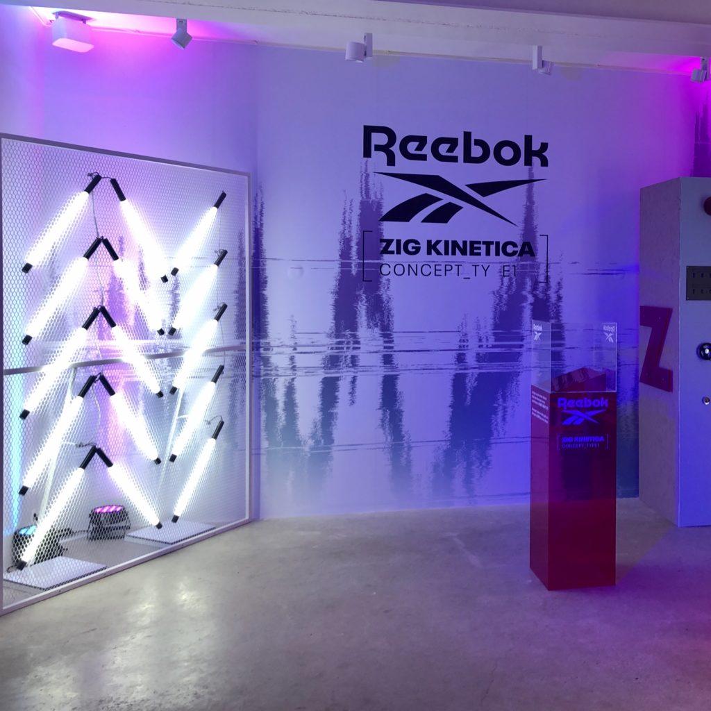Reebok [ ZIG KINETICA CONCEPT_TYPE1 ] – MADMARK